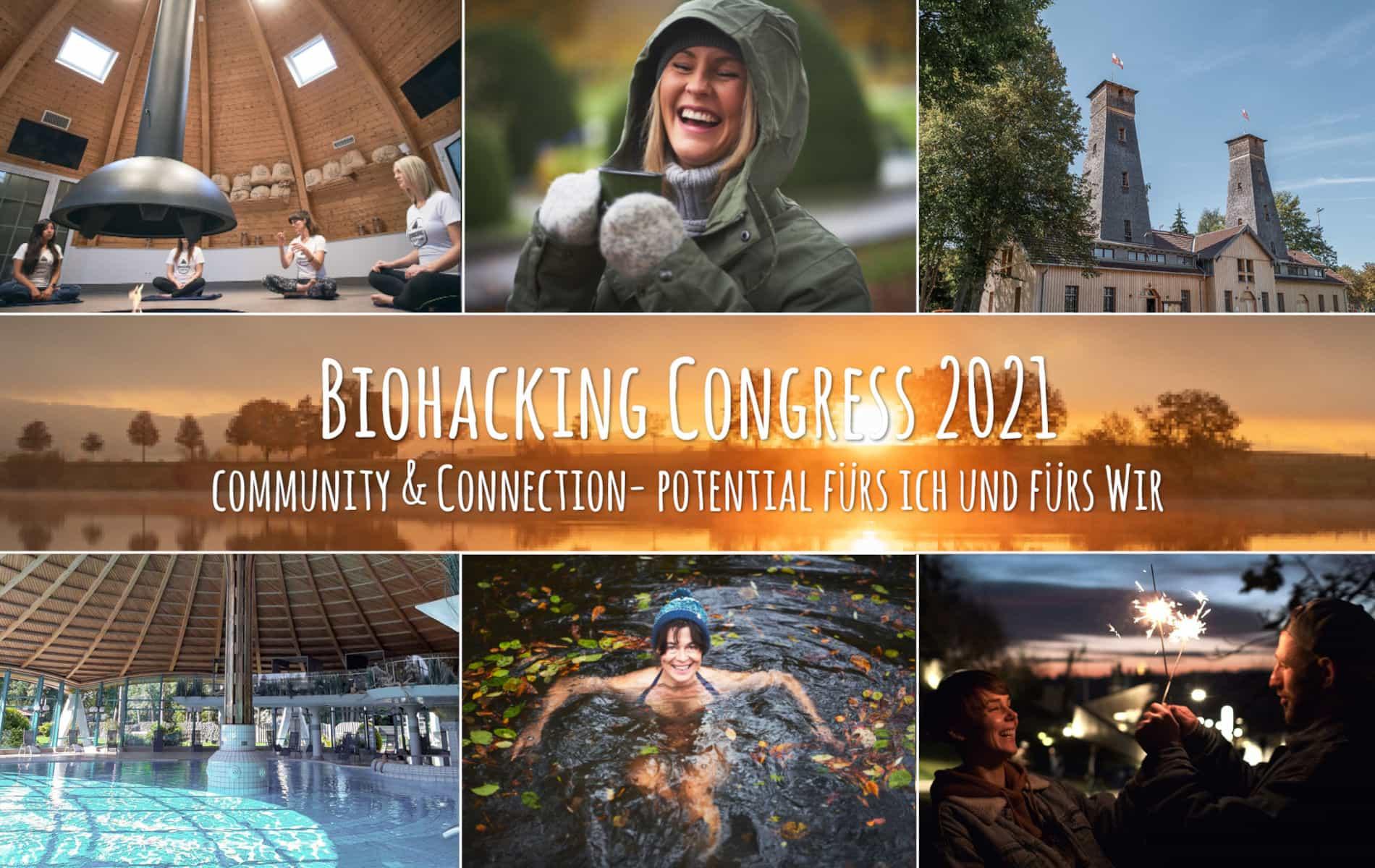 Biohacking Congress 2021 - Biohacking Bad Dürrheim