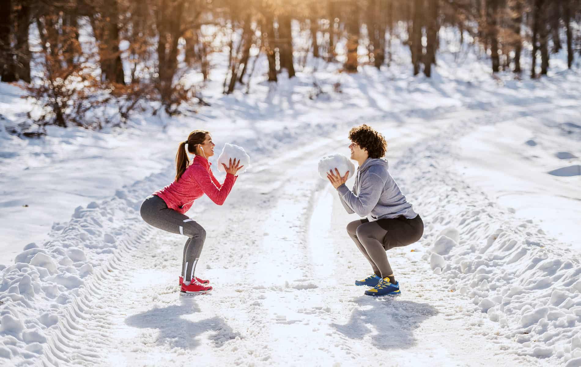 Outdoor Sport - Gut für dein Körper und Geist | Biohacking Bad Dürrheim