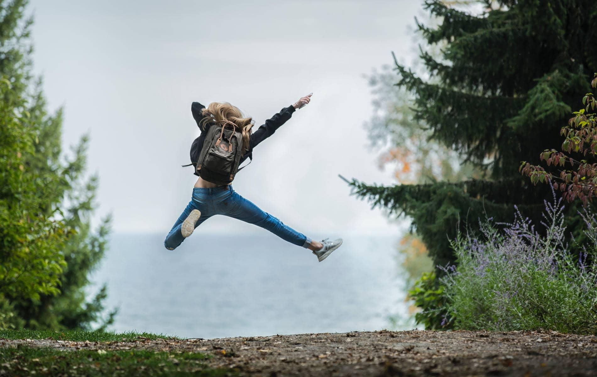 Ab in den Wald - Waldbaden, saubere Luft - Shinrin Yoku - Biohacking Bad Dürrheim