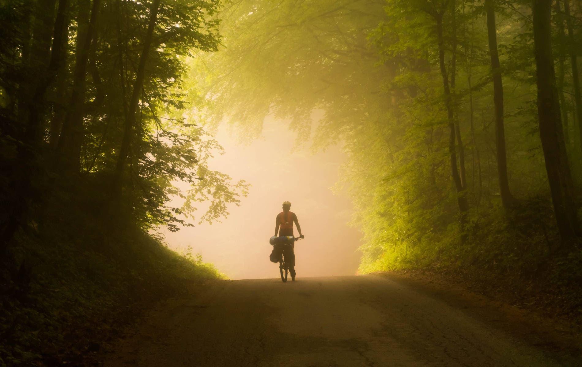 Fahrradfahren zur Stärkung deines Immunsystems