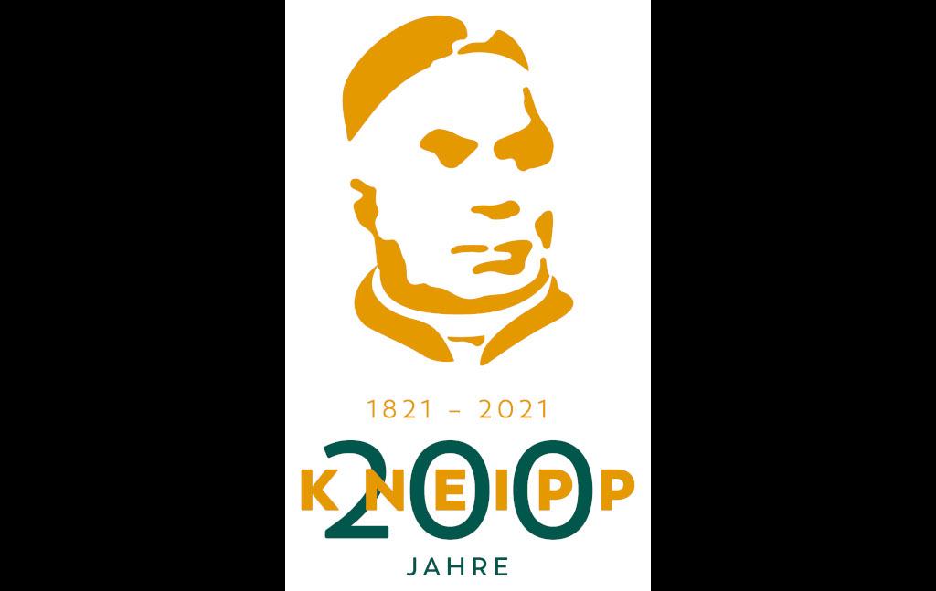 200-jährige Kneipp-Jubiläum - Logo